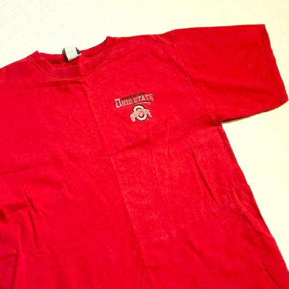Midwest Embroidery Other Vintage Ohio State Buckeyes T Shirt Sz M